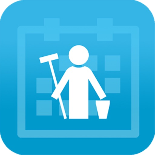 Household Checklist.Chore List.House Cleaning Checklist icon