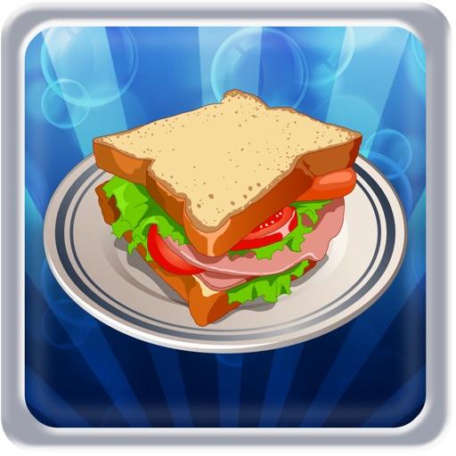 Sandwiches Maker Free - Cooking Games Time Management : Создание Лучший забава для детей и девочек - Cool 3D Забавный Puzzle приложения - Топ Сэндвич кулинария приложения