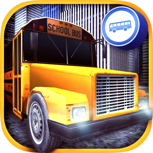 Real Bus Driver 3D - Realistic City Traffic & Car Driving Simulator icon