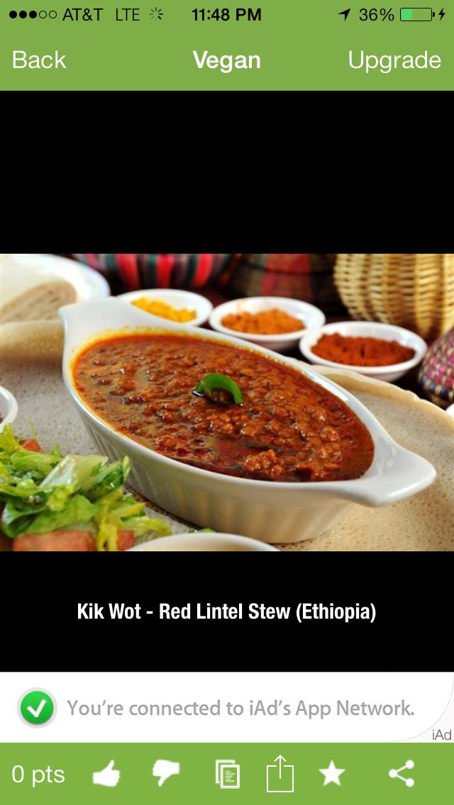 Black Food - African, Vegan & Soul Food Recipes screenshot four