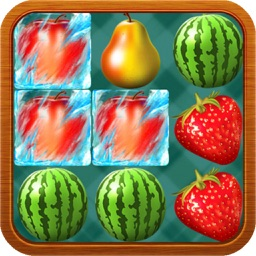 Fruit Crush Story - Addictive Fruit Game
