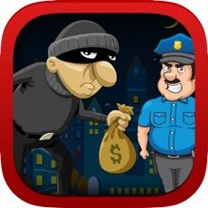 Activities of Bank Robbers Run - Escape the Cops!