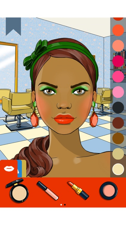 Beauty salon makeover game makeup and hairdressing by artem dudnikov - Beauty salon makeover games ...
