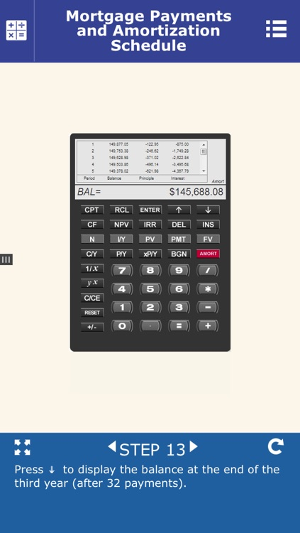 MyFinanceLab Financial Calculator screenshot-4