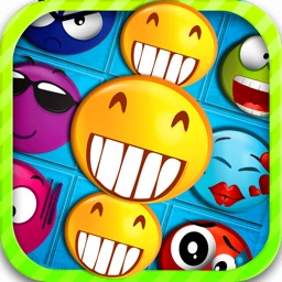 Emojis Match-3 Mania - Cross Emoticons & Icons Matching Story HD FREE