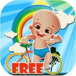 BMX Babies - Fun Bike Game for Boys and Girls