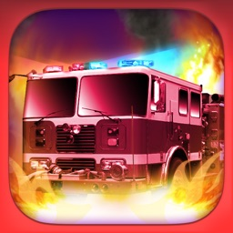 Fire Truck Race - Free Firefighters Racing Game