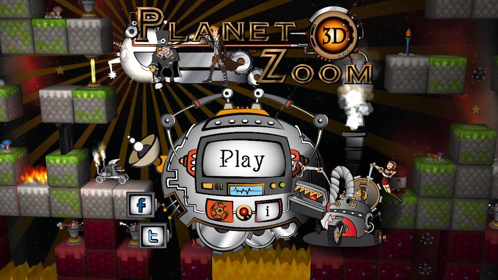 Planet Zoom 3D