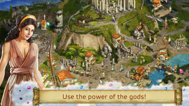 Heroes of Hellas Athens Free screenshot-0
