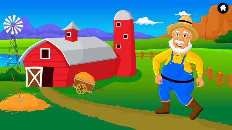 Old MacDonald Had A Farm - Songs For Kids