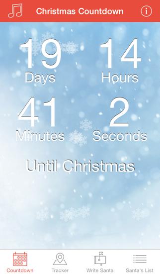 Xmas! - Christmas Countdown screenshot one
