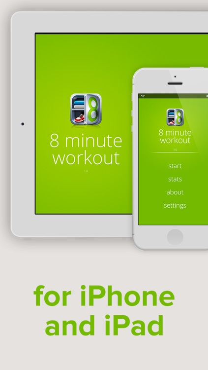 8 Minute Workout screenshot-3
