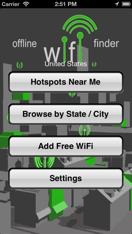 Free WiFi Finder screenshot-3
