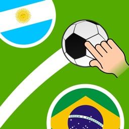 World Soccer Wars 2014