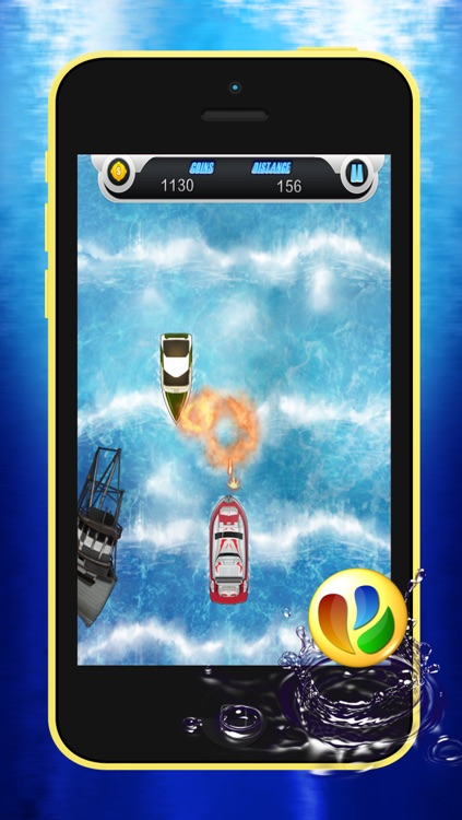 Fun Boat Chase Race – Action Racing Game