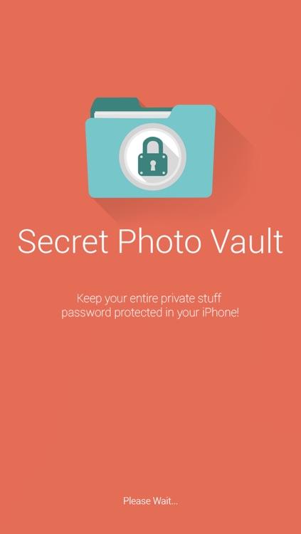 Secret Photo Vault