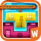 Wombi Tower - a puzzle construction game for kids icon