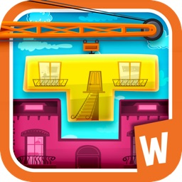 Wombi Tower - a puzzle construction game for kids