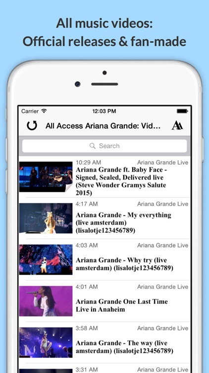 All Access: Ariana Grande Edition - Music, Videos, Social, Photos, News & More!