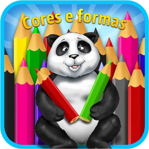 Aprender as cores e formas