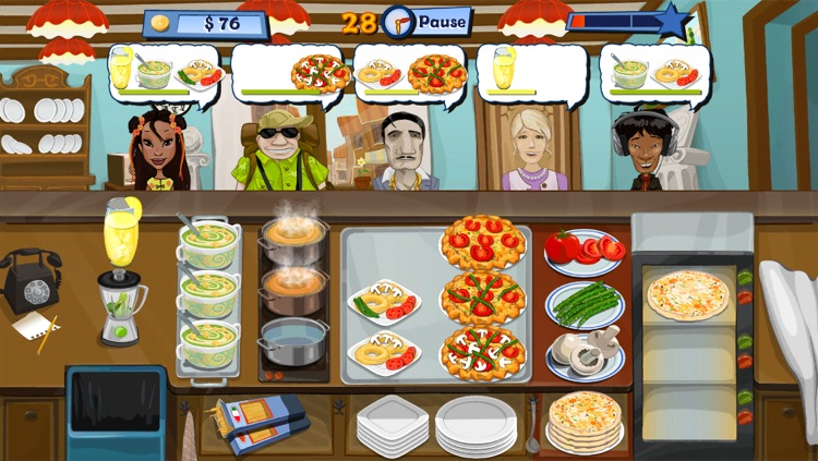 Happy Chef 2 screenshot-3