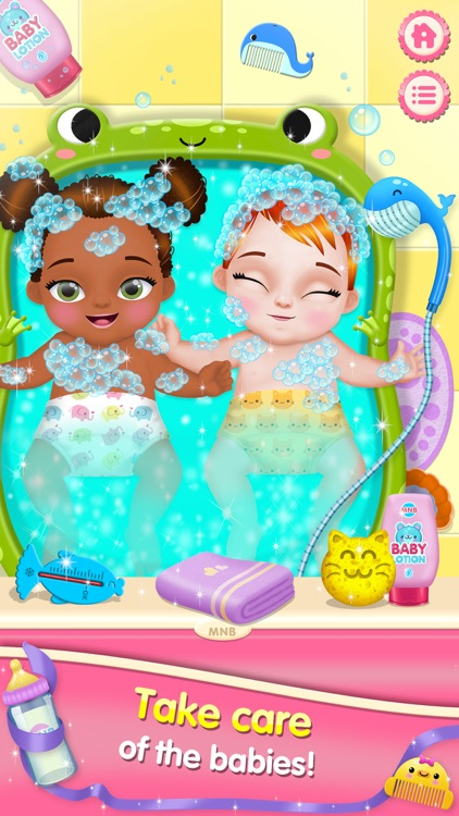 My New Baby 3 - Shopping Spree screenshot-0