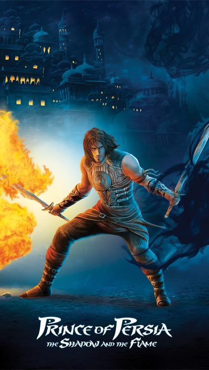 Prince of Persia® The Shadow and the Flame
