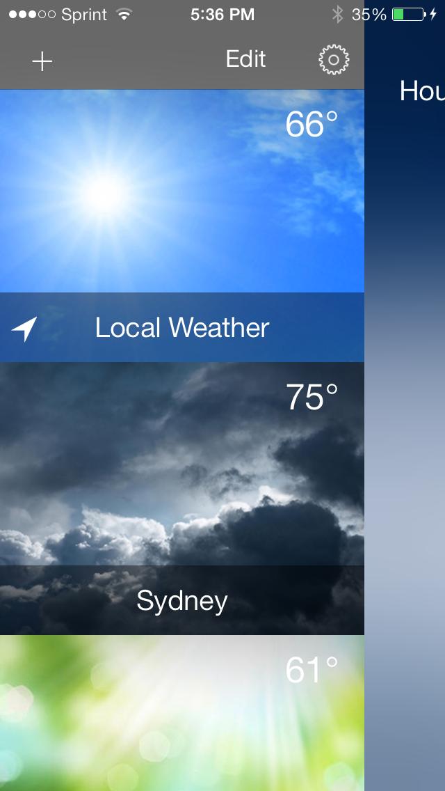 Weather 2x screenshot1