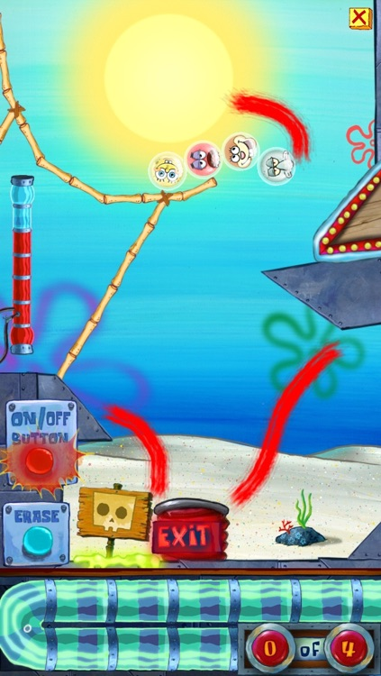 SpongeBob Marbles & Slides screenshot-1