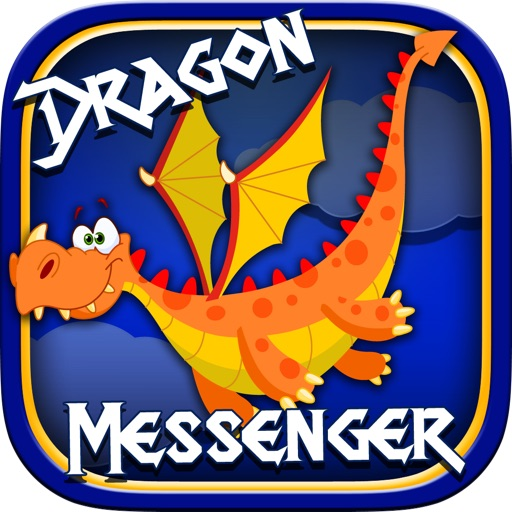 Dragon Messenger - A Flying Dragon Adventure Game