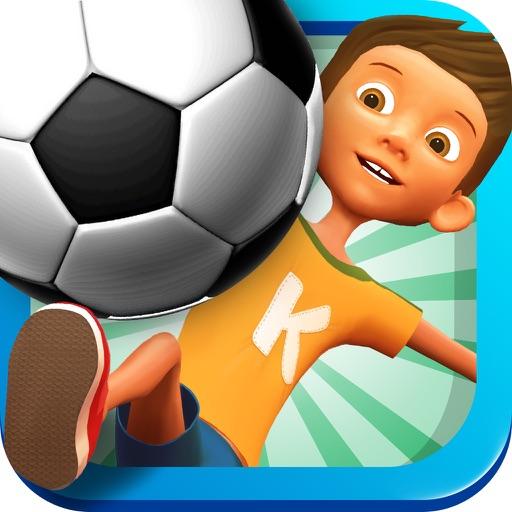 全民颠球 - 3D虐心街头实况足球挑战世界杯最佳阵容