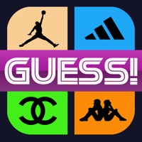 Codes for LogoGuess : #1 Logo Guess The Word about brand Hack