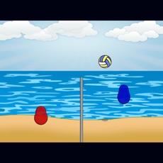 Activities of Beach Volleyball 2D
