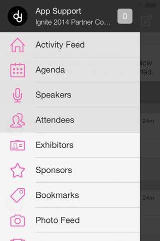 Ignite 2014 Partner Conference screenshot 2