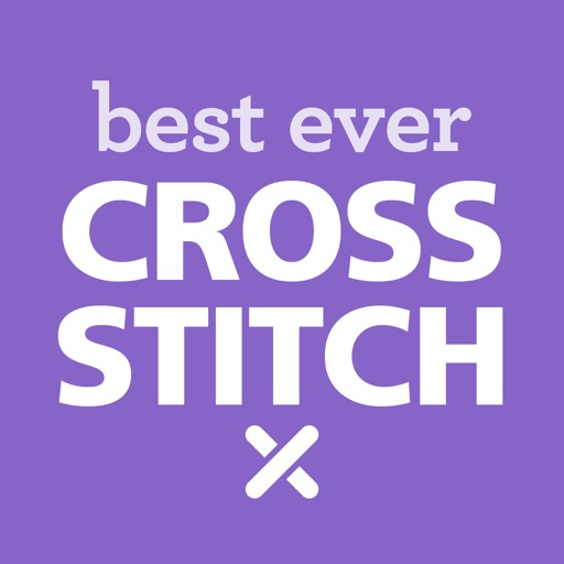 Best ever cross stitch – cross stitch patterns chosen for you icon