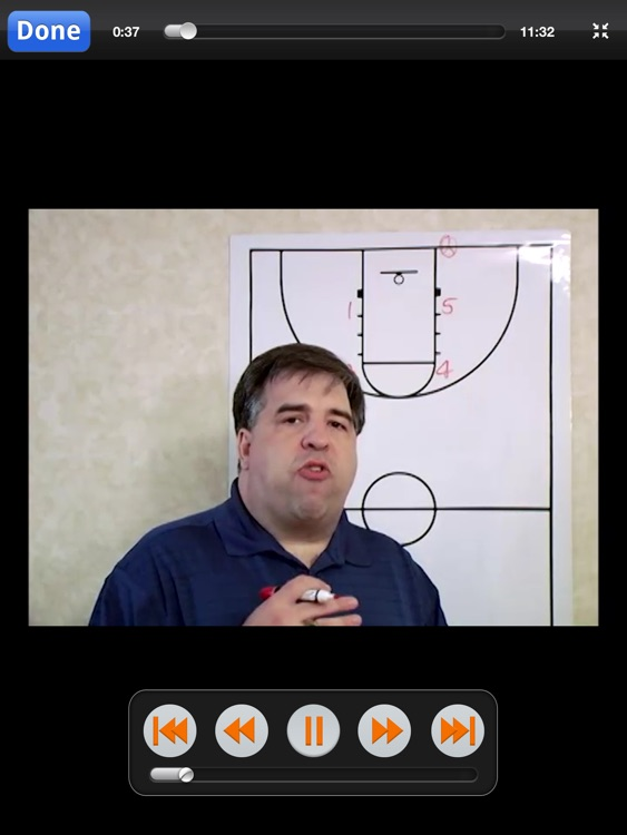 Great Scoring Plays From Around The World: International & European Offense - with Coach Lason Perkins - Full Court Basketball Training Instruction - XL screenshot-4
