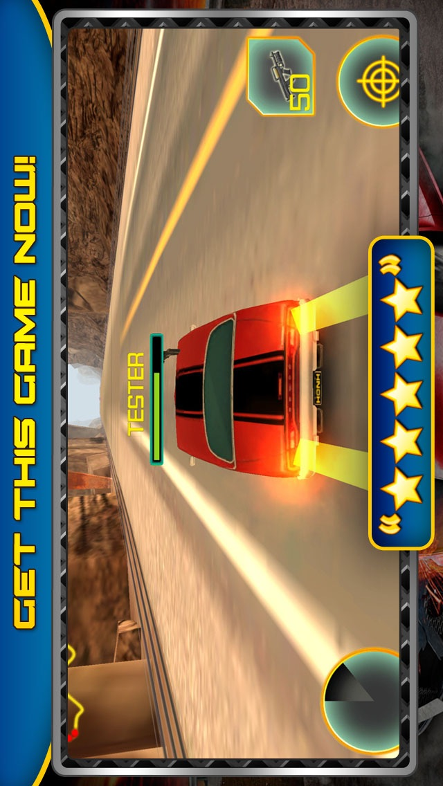 車のレースゲーム - Car Racing Game紹介画像3