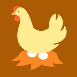 Chicken App - Egg Counter