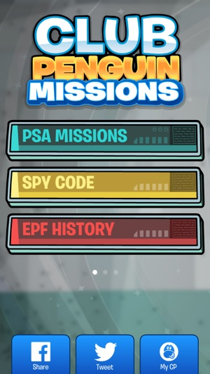 Club Penguin Missions on the App Store