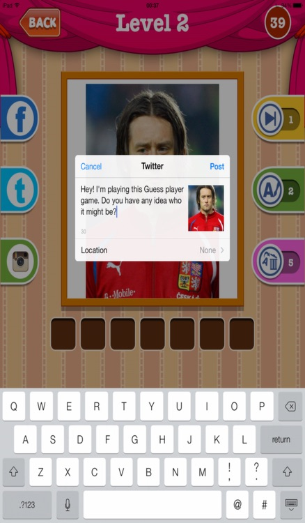 Allo! Guess The Football Player - The Soccer Star Ultimate Fun Free Quiz Game screenshot-4