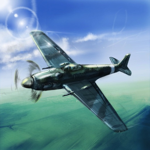 Fighter 3D - Fight your way in this intense 3D WW2 game!