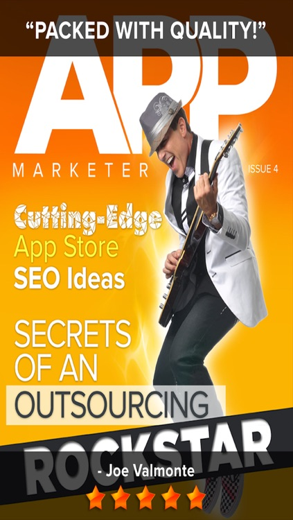 App Marketer Magazine - The Ultimate Guide To Indie iPhone App Game Development, Programming, Design And Marketing That Mobile Entrepreneurs Have Wired In Their Business To Double Downloads And Make A Fortune screenshot-4