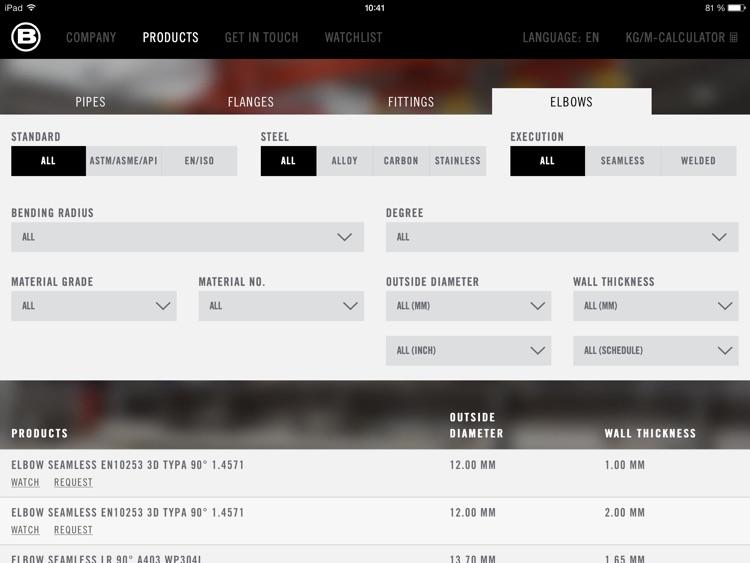 BUHLMANN Tube Solutions screenshot-4
