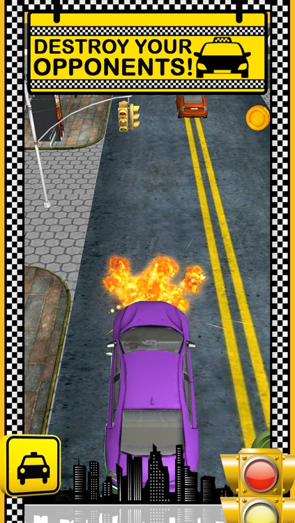 3D Taxi Driving Race Game By Top Car Racing Games For Best Boys And Teens  FREE screenshot-3