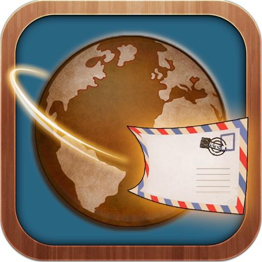 Travel Postcard - Send Vacation Postcards!