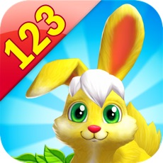 Activities of Bunny Math Race for Kids