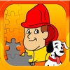 Fireman JigSaw Puzzle - Free Jigsaw Puzzles for Kids with Fun Firetruck and Firemen Cartoons - By Apps Kids Love, LLC Ranking