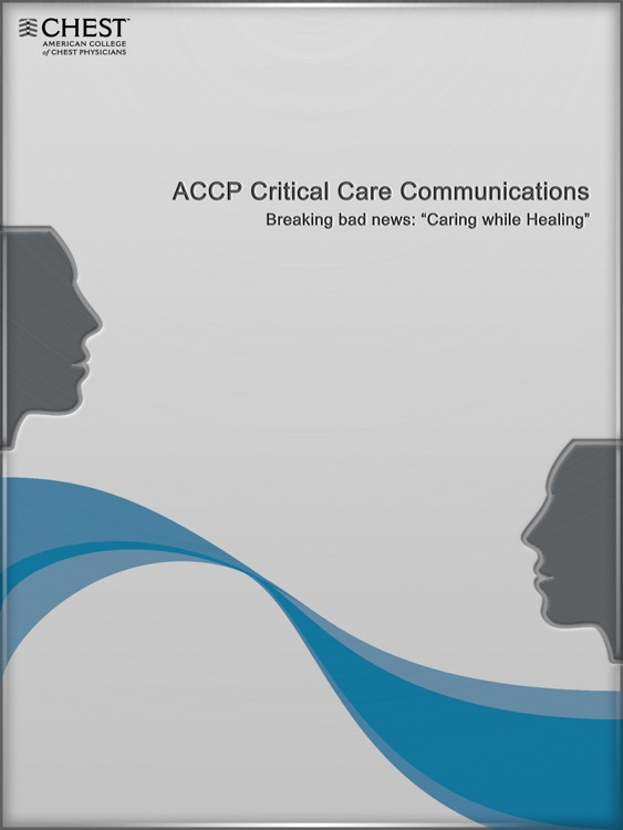 ACCP Critical Care Communications screenshot-0