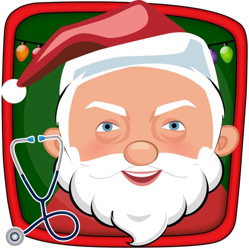 Santa Doctor Kids icon