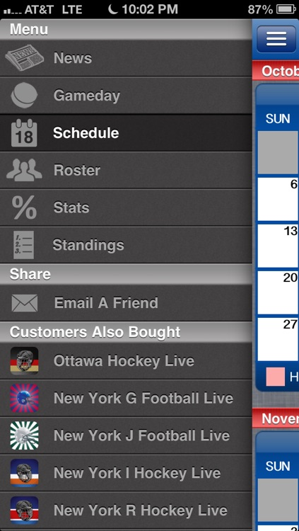 Montreal Hockey Live screenshot-1